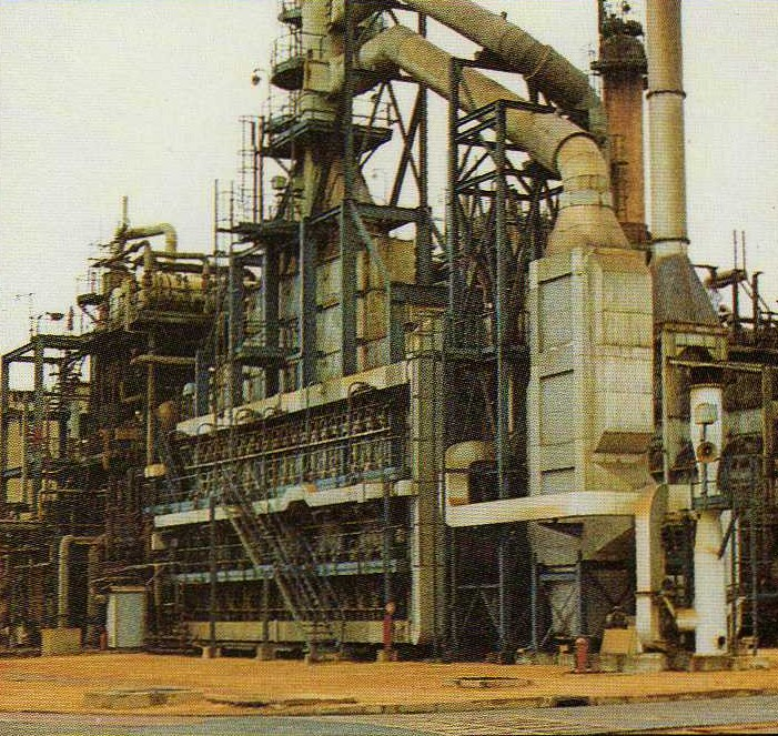 Great Wall Industial Fired Heater Process Furnaces